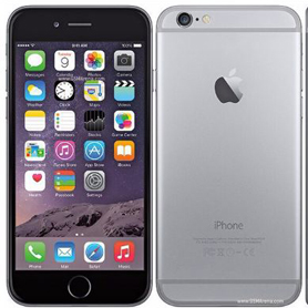 Original Sim-free iPhone 6 Plus 64GB Refurbished Without Touch ID