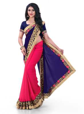 Red Bollywood Saree