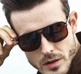 JackJad 2019 Fashion Men Cool Square Style Gradient Sunglasses Driving Vintage Brand Design Cheap Sun Glasses Oculos De Sol 1155