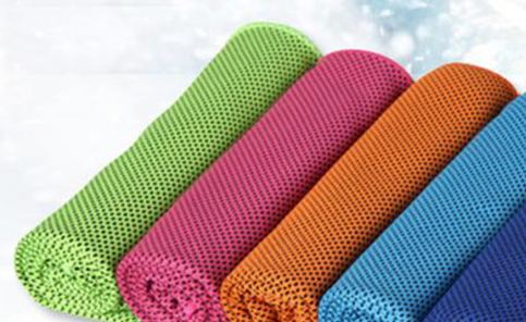 Rapid Cooling Sports Towel Microfiber Fabric Quick-Dry Ice Towels Fitness Yoga Climbing Exercise Outdoor Towel