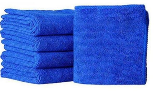 Small Towel Soft Microfiber Towel great absorbent Towel for bathroom kitchen washing face skin body use