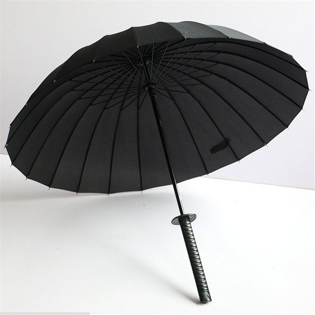 Automatic Windproof Umbrella Automatic Men's Japanese Umbrella Sword