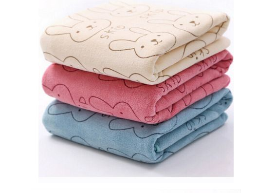 Microfiber Solid Bath Towel Beach Towel For Adults Fast Absorbent Soft Thick Antibacterial Drying Bath Beach Towel