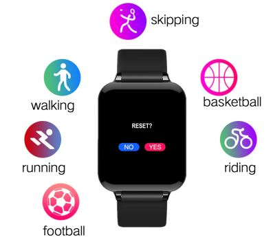 For women Smart Watch Waterproof Sport for IOS Smart Watch for Android Phone Heart Rate Monitor Blood Pressure Function