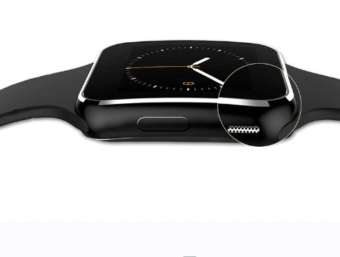 New Arrival X6 Smart Watch with Camera Touch Screen Support SIM TF Bluetooth Smartwatch
