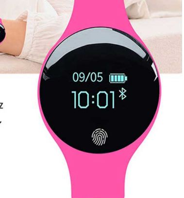 Bluetooth smart watch IOS Android for women sports intelligent step counter Fitness bracelet watch Smartwatch for iPhone female