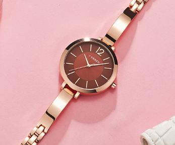 ladies wrist watches brand fashionable casual women's shoes watches popular bracelet Quartz watch Montre Femme
