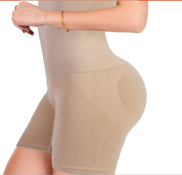Sexy Butt Lifter Women Slimming Shapewear Tummy Control Panties High Waist Trainer Body Shaper Boyshort Tight