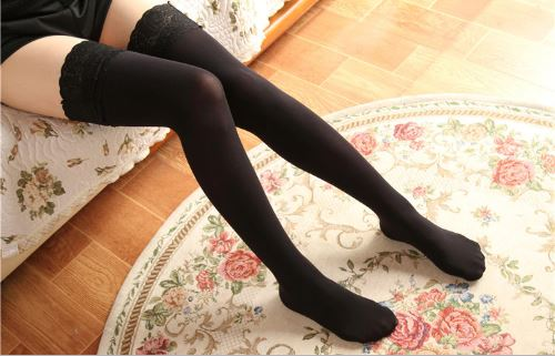 New Design Long Tight-fitting Stockings Over The Knee High Stockings For Women
