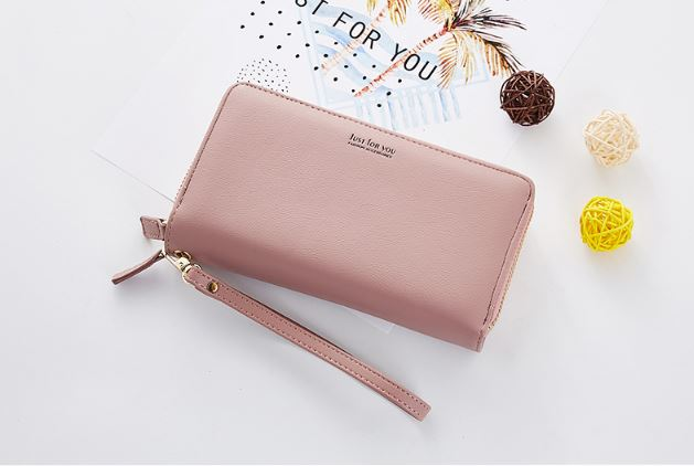 Women Purse Card Holder Large Capacity Wallet Women's Phone Wallet