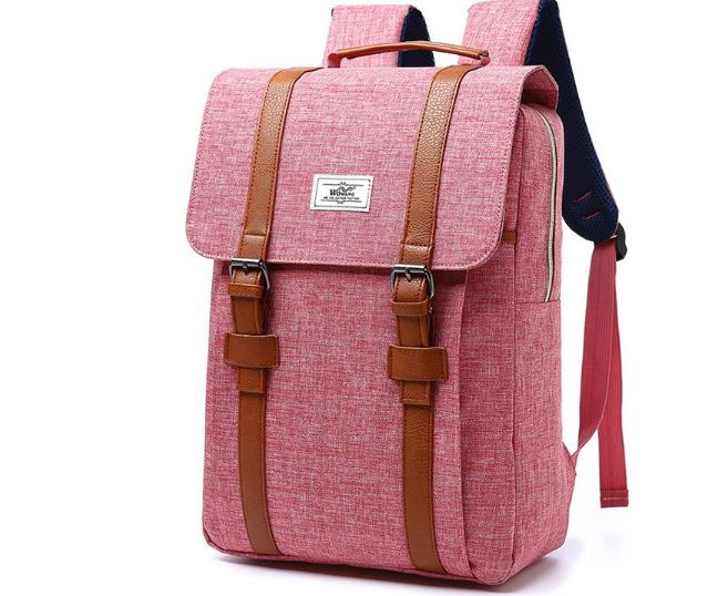 Women Canvas Backpacks School Bags for Teenagers Boys Girls Large Capacity Laptop Backpack Fashion Men Backpack