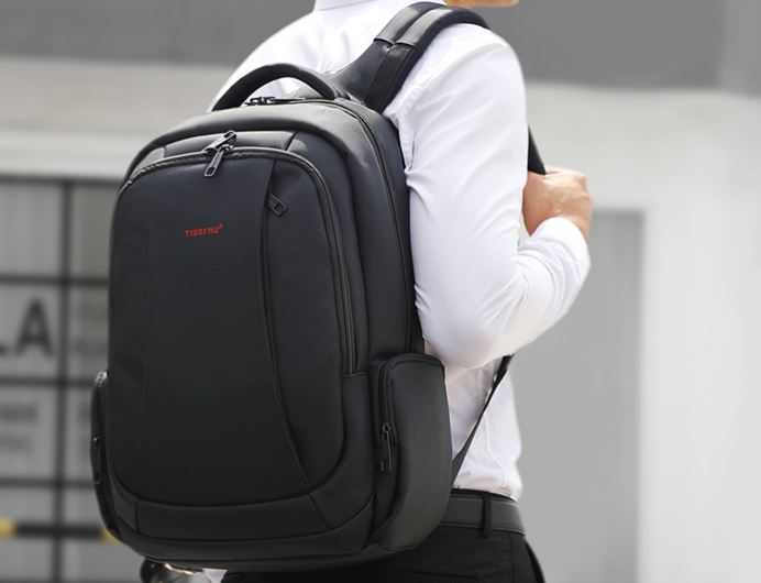 Anti Theft Nylon Laptop Backpacks School Fashion Travel Male Mochilas Feminina Casual