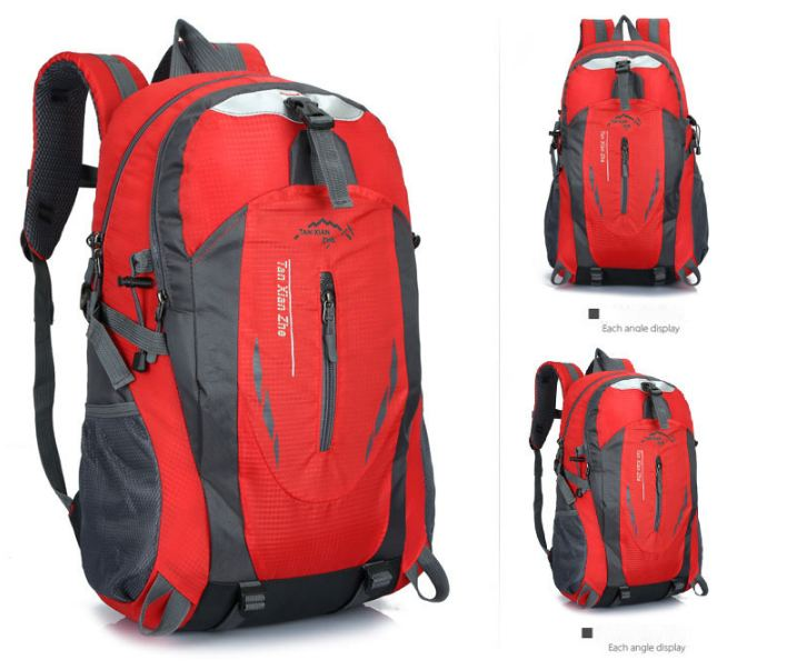 Waterproof Back Pack Designer Backpacks Male Escolar High Quality Unisex Nylon bags Travel bag