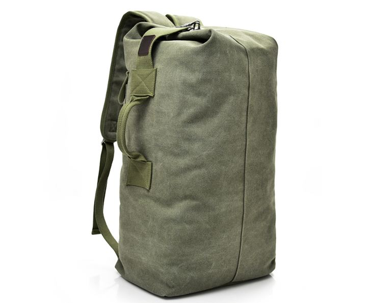 ravel Bag Mountaineering Backpack Male Luggage Boys Canvas Bucket Shoulder Bags Men Backpacks