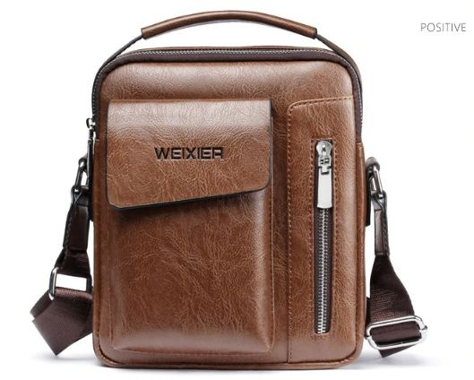 Messenger Bag Men Shoulder bags Pu Leather Crossbody Bags For Men Bags Retro Zipper Man Handbags