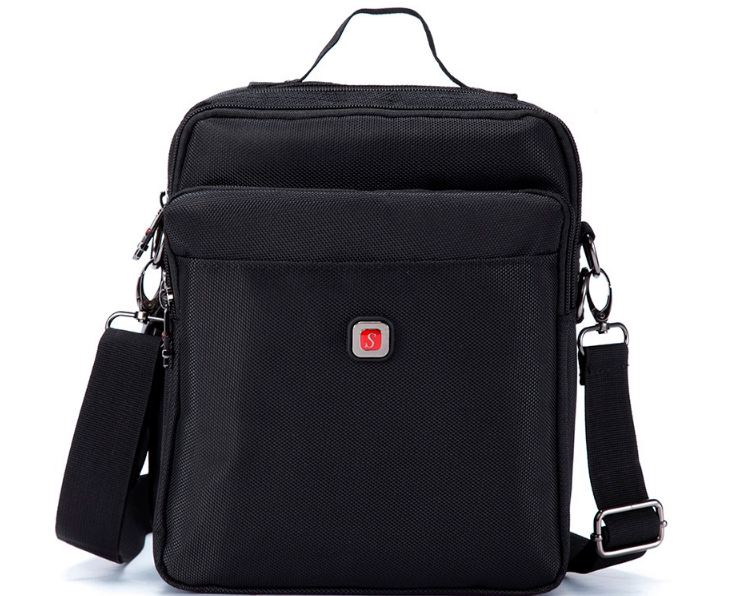Men's Bag Messenger Bag Waterproof Men Belt Bag Oxford 1680D Zipper Bag Crossbody For Male