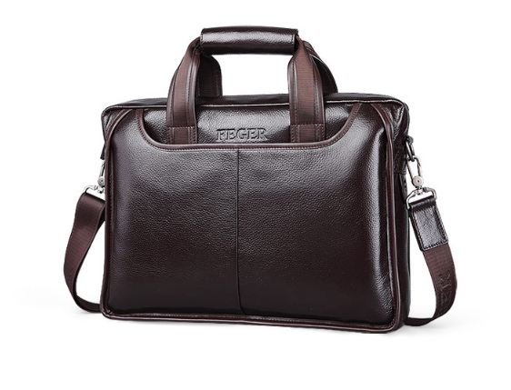 Genuine Leather Men Bag Famous Brand Shoulder Bag Messenger Bags Causal Handbag