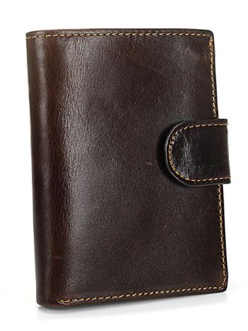 Leather Wallet Short Wallets Men's Leather Multifunctional Men's Pocket Purse