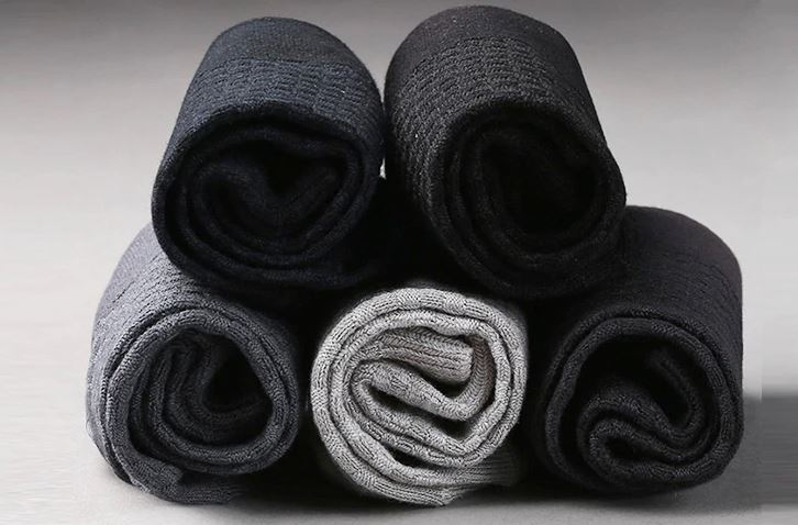 Men Casual Business Mens Wear Socks For The Gift More
