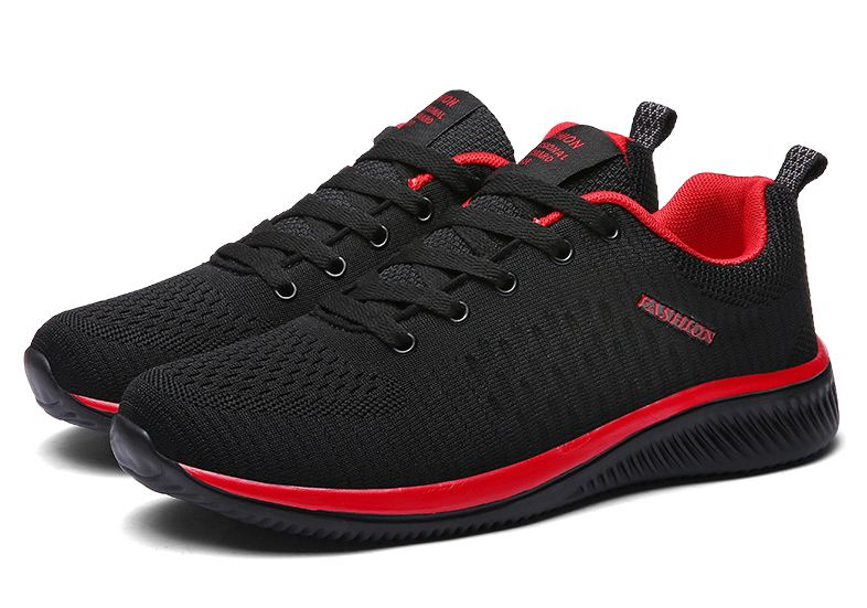 Men Sneakers Lightweight Breathable Zapatillas Man Casual Shoes Couple Footwear Unisex