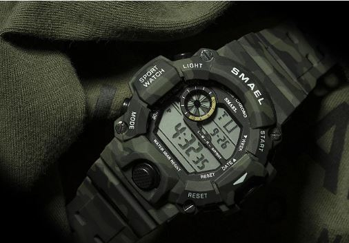 Digital Watches Men's Sport Watch Waterproof Men's Watch Men's Watch