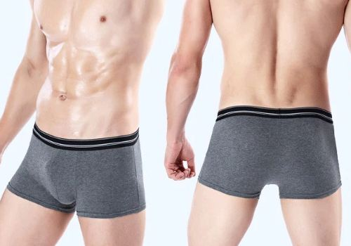 Boxer Brand Sexy Underwear Men Boxers Shorts Colorful Breathable Ropa Interior Bokser