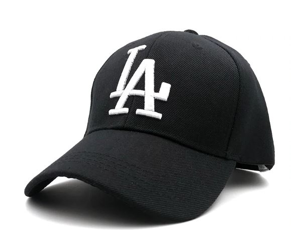 New Letter Baseball Caps LA Dodgers Embroidered Hip Hop Bone Caps Casquette NY Snapback Hats