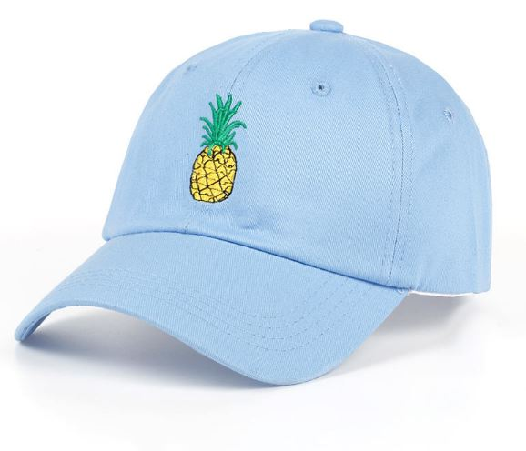 Cap Cotton 100% Modern Fruit Hat Pineapple Father Hat Hip Hop Cap Snapback Cotton Hats