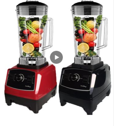 Commercial Mixer Blender Food Processor Energy Squeezer Fruit Smoothie Bar Electric Blende