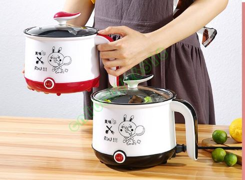 Electric Multifunctional Cooking Machine Single / Double Layer Pot Available