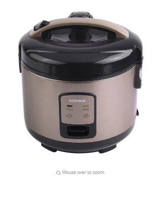 Electric Rice Cooker Pressure Cooker Micro Rice Cooking Machine