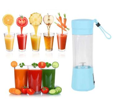 Blender Mixing Glass Squeezer Blender Electric USB Portable Mini Household Fruit Mixer Whipped Personal Blender