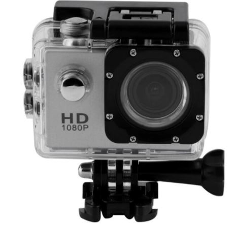 Digital Video Camera D-Proof Water Sensor COMS Camera with Wide Angle Lens for Swimming Diving