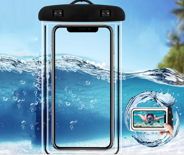 Cell Phone Case For iPhone X Xs Max Xr 8 7 Samsung S9 Clear PVC