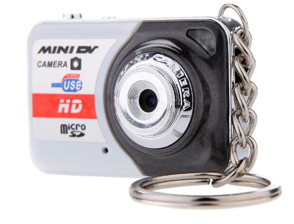 Digital Camera Ultra HD Mini Portable Camera 32 GB Tf w / Mic Digital Video Camera DV PC Camcorder Recording Shot