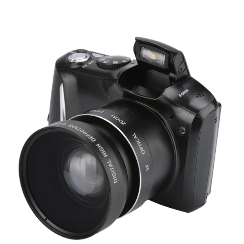 "Dslr Camera DC-510T 16MP 8x Digital Zoom Professional Digital Camera 2.4"" 640*480 Digital Cameras Made In China"