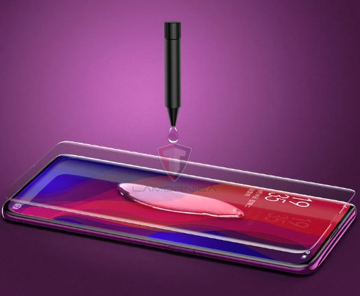Tempered Glass For Samsung Note 9 8 S9 S8 S7 Edge 5D Full Liquid Glue Screen Protector For Samsung