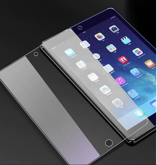 Glass Screen Protector For iPad Mini 5 4 2019 Ar 3 2 1 Tempered Glass For iPad Pro 11 10.5 9.7 2017 2018