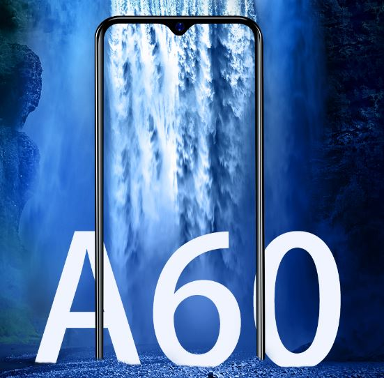 """Smartphone 8.1 Camera Rear 16 13MP GB MT6580 Quad-core cell phone 6.1 """"Waterdrop Mobile Phone Screen"""