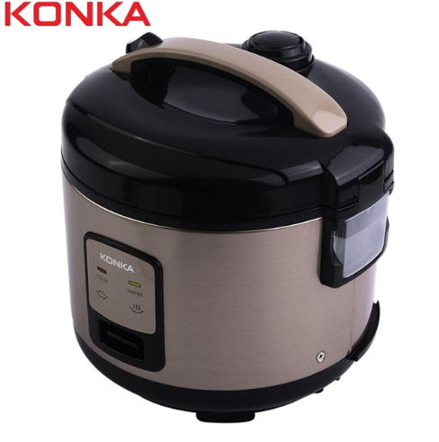 KONKA Multifunction 3L Electric Rice Cooker For Kitchen