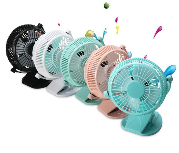 Portable USB Mini Tablet Fan For Home Office Desktop ABS Electric Cooling Fan Computer Fan