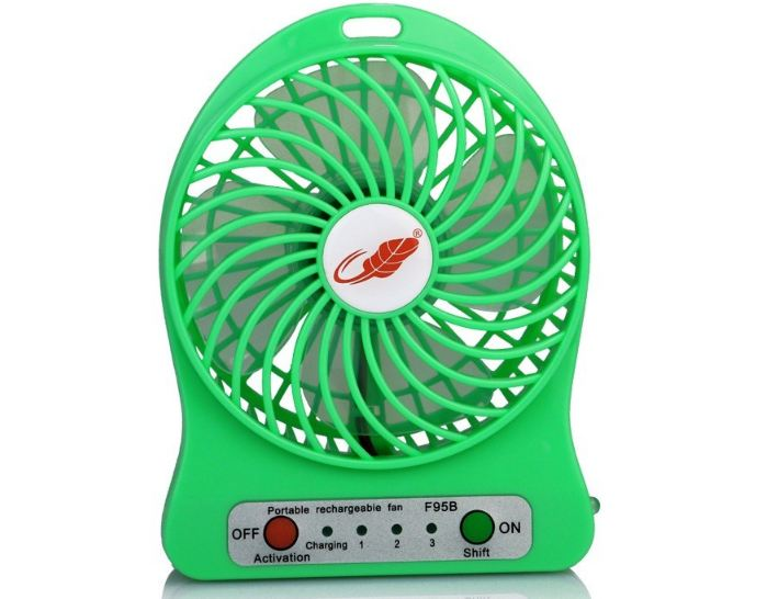 Fan Rechargeable Usb Mini Air Conditioner Table Fan Best Sellers Home Kids Fan