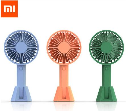 Hand Fan Portable Fan With Battery Rechargeable Built-in Battery USB Port Design Mini Hand Fan For Smart Home