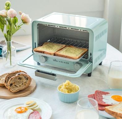 9L Microwave Oven Electric Full House Automatic Bake Cake Bread Tray Type