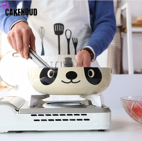 CAKEHOUD 20cm24cm26cm Panda Pot Japanese Style Induction Cooker