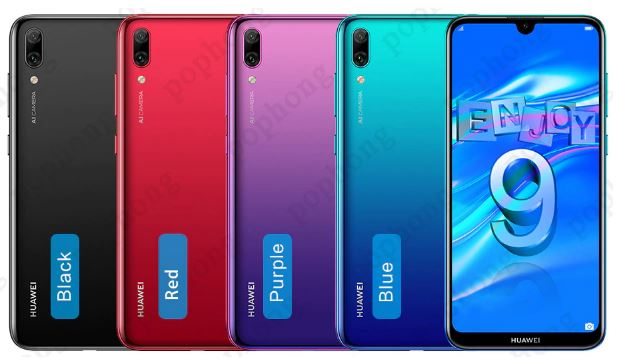 """Smart Phone 6.26 """"Android 8.1 Octa Core Huawei Y7 Pro 2019 Dual Mobile Phone Dual Card Dual"""