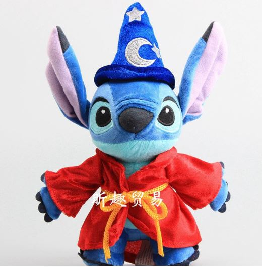 Anime Kawaii Lilo And Stitch Plush Doll Cute Stich Stuffed Plush Toy Children's Children's Birthday Gift