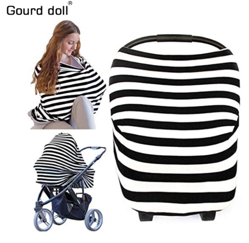 Gourd Doll Nursing Breastfeeding Privacy Cover Baby Scarf