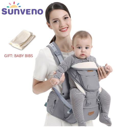 SUNVENO Ergonomic Infant Baby Hipseat Carrier