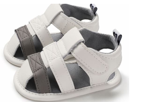 Baby Boys Shoes Newborn Summer Footwear Infant Shoes For baby Bowknot Anti-slip Bebes Kids Brand